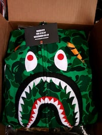 2009 Bape Shibuya city edition size L