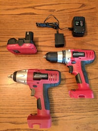 cordless impact wrench and drill Whitchurch-Stouffville