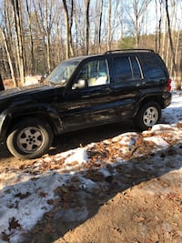 Jeep - Liberty - 2002 Rochester, 03867