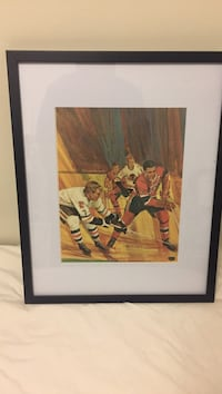 Bobby Hull Prudential Print