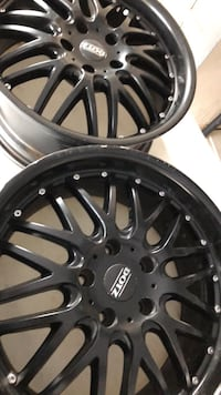 2 rims for sale 18 8 1/2 Round Rock, 78665