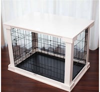 zoovilla large White Cage - dog kennel