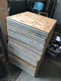 33 insulated drycore 24x24 squares -great deal Ottawa, K2C 0V3
