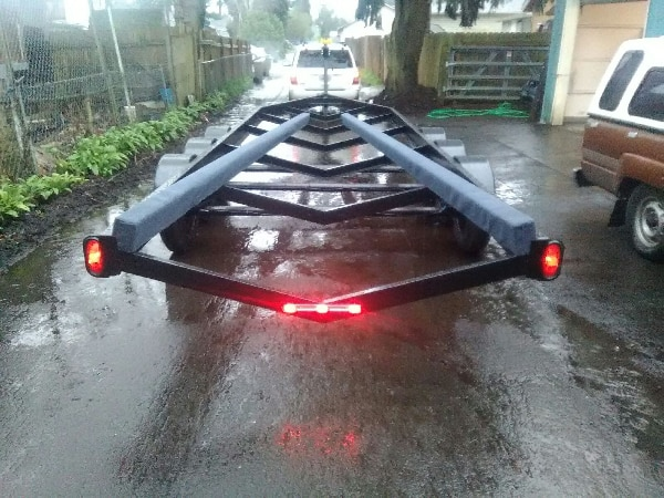 Used 3 Axle Boat Trailer For Sale In Vancouver Letgo