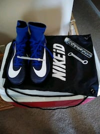 Brand New Nike cleats shoes Memphis, 38141