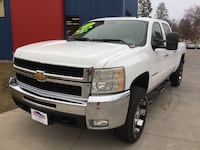 ***FULLY LOADED*** 2009 Chevrolet Silverado 2500HD LTZ -- GUARANTEED CREDIT APPROVAL Des Moines