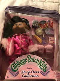 Cabbage Patch Kids - Sleep Over Collection Alexandria, 22306