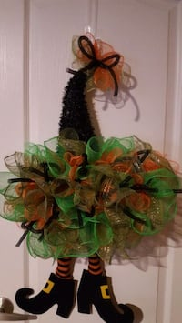 Halloween witch hat with legs Lynn Haven, 32444