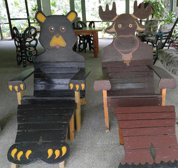 Used Unique Adirondack Chairs For Sale In Palm City Letgo