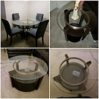 3 piece set. Table w/chairs, coffee, & side table. Silver Spring, 20904