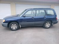 Subaru - Forester - 2002 Saint Paul, 55117