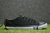 Converse low black new
