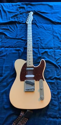 MINT CONDITION FENDER TELECASTER NASHVILLE DELUXE Manassas, 20112