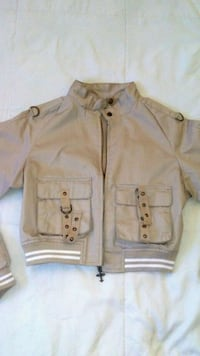 Kids Short Jacket Size M Washington, 20012
