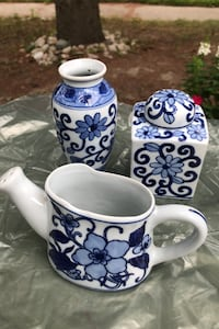 Antique Ceramic Set Toronto