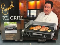 Electric Grill Griddle EMERIL LAGASSE T-Fal Miami Shores