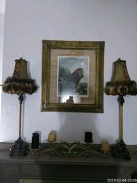Painting , lamps, candle holder Hamilton, 45011