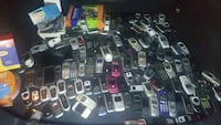 Hundreds of used and new older model phones Hales Corners
