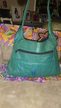 Women's leather bag Columbus