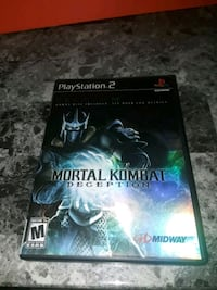 Mortal kombat Deception:premium pack Manassas, 20109