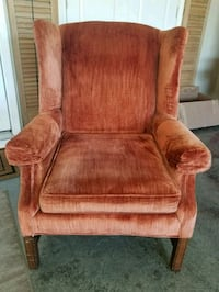 Chippendale wingback chair Lawrenceburg, 40342