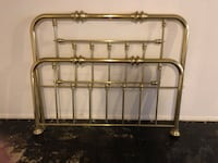 Stainless steel bed headboard and footboard Lorton, 22079