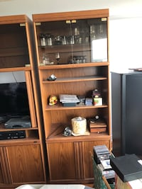 Pallister bookcases / storage