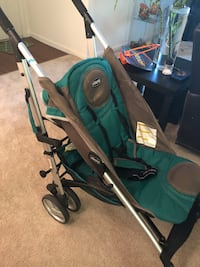 baby's blue and gray stroller Princeton Junction, 08550