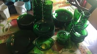 Vereco green plates &cups Siloam Springs, 72761
