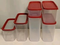 Rubbermaid food storage containers Toronto, M2K 3B9