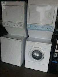 white stackable washer and dryer Wallingford, 06492