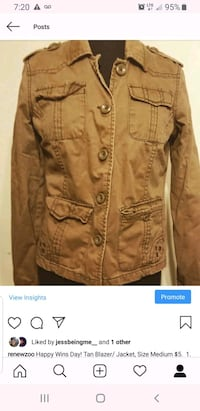 Great used condition jacket