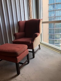 Wingback & Ottoman New Orleans, 70113