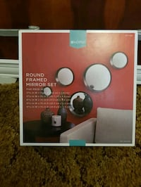 Brand new 5 piece mirror set Sioux Falls, 57106