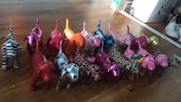 17 pink dogs from pink Victoria secret Toronto, M6L