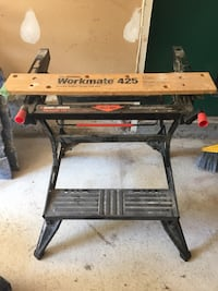 black and gray Craftsman table saw Richmond Hill, L4B 3C2