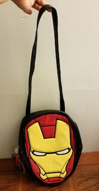 Marvel Iron Man Backpack/Tote (new w/tags)
