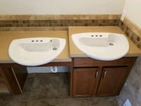 Two Custom Kohler Sinks Pleasant Prairie