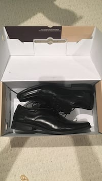 Black dress shoes (originally 60$ only warn once size 8)