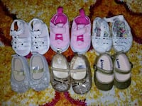 Baby shoes, sizes 1 & 2 Vancouver, V5R 3M2