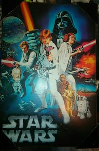 Star wars photo for wall