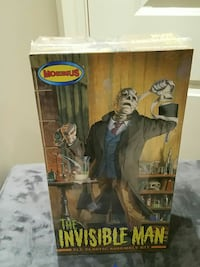 Moebius The Invisible Man model kit