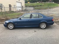 BMW - 5-Series - 2001 Silver Spring, 20906