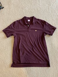 Men's Brooks Brothers golf shirt - Size Medium. Like new! Alexandria, 22301