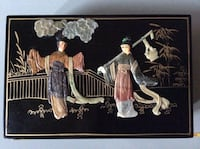 Antique Chinese jewelry box design with Jade's Glendale, 91208
