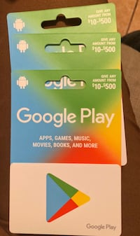 $ 50 Google Play gift card Alexandria, 22303