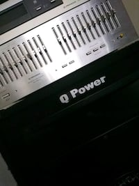 Pioneer Graphic Equalizer  Lithonia, 30058