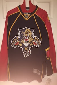 Florida Panthers Hockey Jersey Coquitlam, V3J