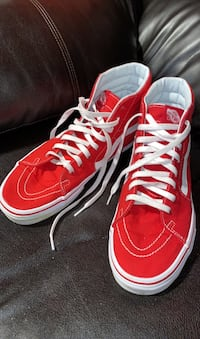 Red vans size 10.5 Washougal, 98671