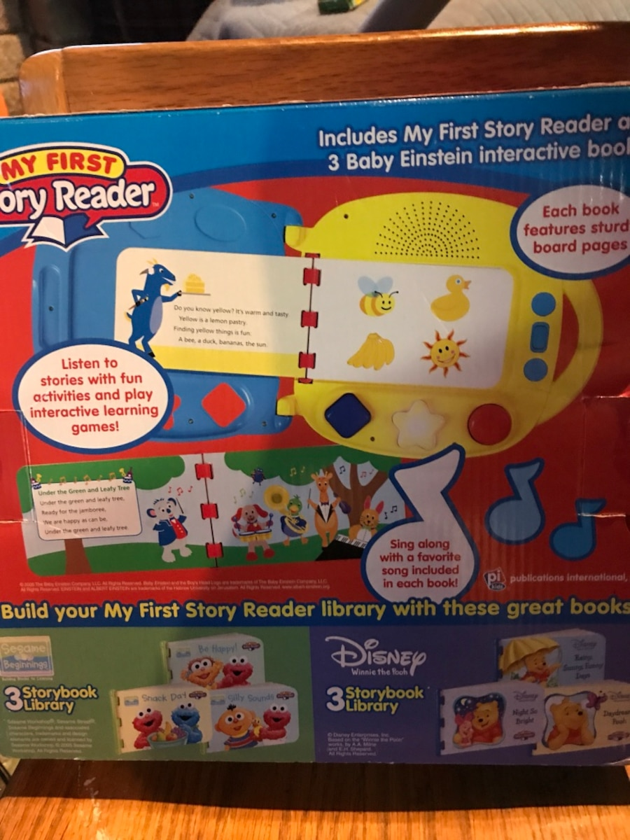 My First Story Reader - IL